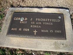 """Gerald James """"James/Jim"""" Probstfield"""