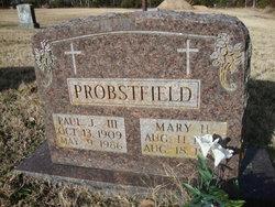 Mary Helen <I>Sperandio</I> Probstfield