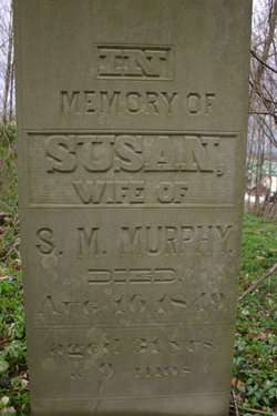 Susan <I>Culp</I> Murphy