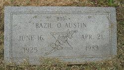 """Bazil O """"Bob"""" Austin"""