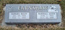 "Marshall A. ""Mart"" Earnshaw"
