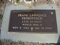 Frank Lawrence Probstfield