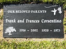 Frances Anna <I>Clesceri</I> Corsentino