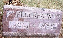 Frederick Carl Pluckhahn