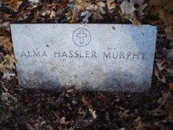 Alma <I>Hassler</I> Murphy