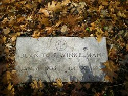 "Juanita E. ""Nita"" <I>Hassler</I> Winkelman"