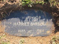 Harriet Barbour