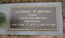 "Anthony W ""Tony"" Brooks"
