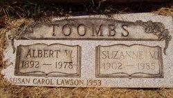 Albert W. Toombs