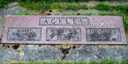 Albert Ackley