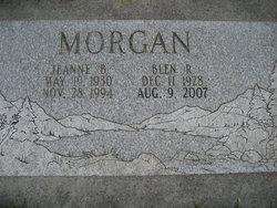 Marilyn Jeanne <I>Brandell</I> Morgan