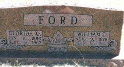 Florida Cynthia <I>Williams</I> Ford