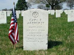 Carl E Akehurst
