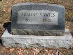 "Sarah Adaline ""Addie"" <I>See</I> Yates"