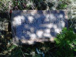 Harry Ezra Dice