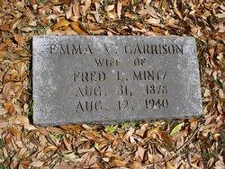 """Geneva Victoria """"Emma"""" <I>Garrison</I> Mintz"""