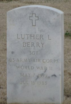 Luther Lloyd Berry