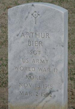 Arthur Bier