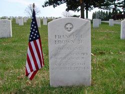 2LT Francis Laird Brown, Jr