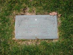 Julia <I>Friedley</I> Kettering