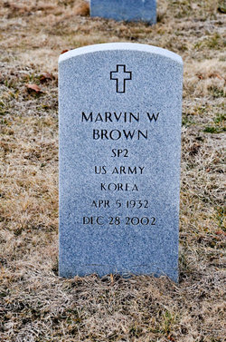 Marvin W. Brown