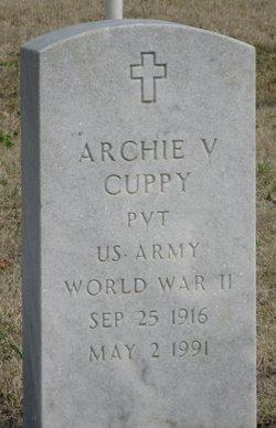 Archie V Cuppy