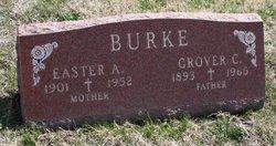 Easter A <I>York</I> Burke