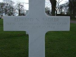 FltO Edward N Sadler