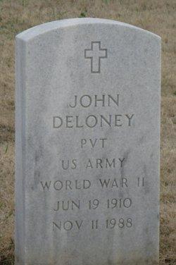 John Deloney