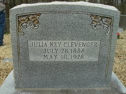 Julia Demaris <I>Key</I> Clevenger