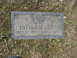 Lillian M. Geist