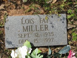 Lois Fay Miller