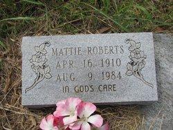 Mattie Roberts