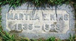 Martha Elizabeth King