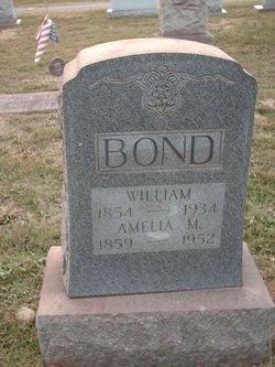 Amelia Mary <I>Paetzell</I> Bond