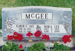 """Elmer Carl """"Jas"""" McGee"""