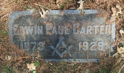 Edwin Paul Carter