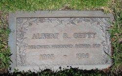 Albert Ross Getty