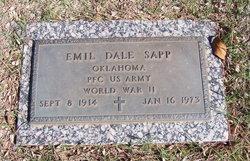 PFC Emil Dale Sapp