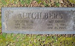 Mildred <I>Bennett</I> Altgilbers