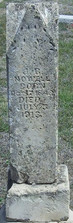 "Joseph Benton ""Ben"" Nowell"