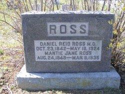 "Samantha Jane ""Mantie"" <I>Mathews</I> Ross"