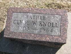 Clyde W. Knoll