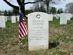 SSGT George Isadore