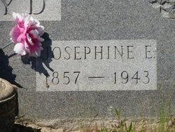 Josephine Elizabeth <I>Richards</I> Boyd
