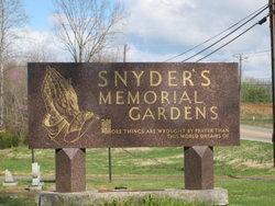 Snyder's Memorial Gardens