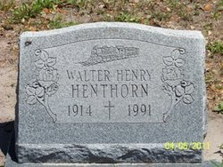 Walter Henry Henthorn
