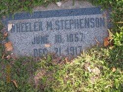 Wheeler Melvin Stephenson