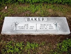 Darlene Mae <I>Denman</I> Baker