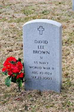 David Lee Brown